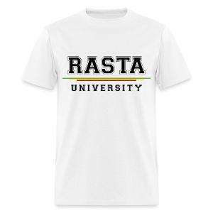 Rasta University - Men's T-Shirt
