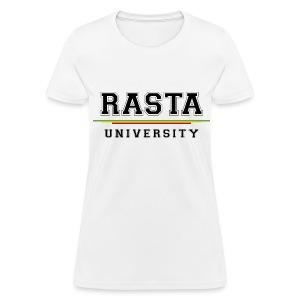 Rasta University - Women's T-Shirt