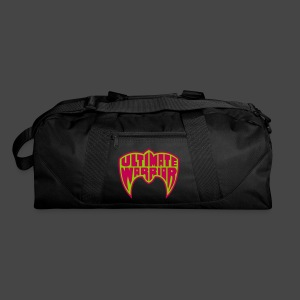 Ultimate Warrior Retro Logo Gym Bag - Duffel Bag