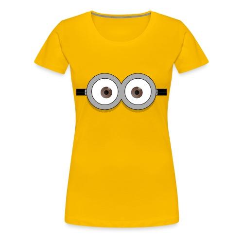 minion shirt - Women's Premium T-Shirt