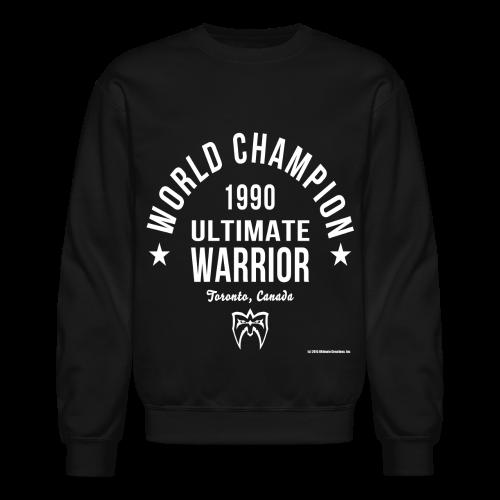 Ultimate Warrior Champion Sweatshirt - Crewneck Sweatshirt