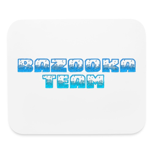 BazOOka Team Mouse Pad Horizontal - Mouse pad Horizontal