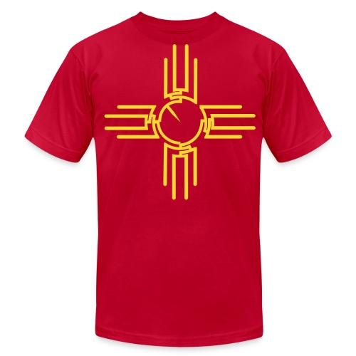 Men's New Mexico Zia Phylogeny - Men's Fine Jersey T-Shirt