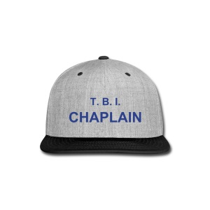 TBI CHAPLAIN Cap - Snap-back Baseball Cap