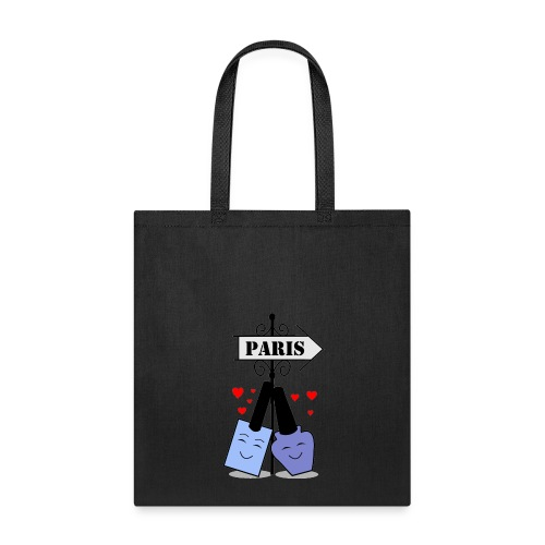 purple bag - nail polishes in love - Tote Bag