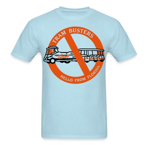 Men's Tram Buster - Men's T-Shirt