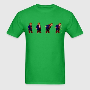 Monkey Island Spitting Contest - Men's T-Shirt