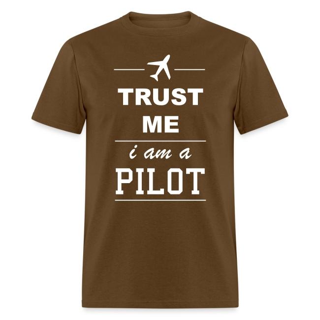 Trust Me - I'm a Pilot!