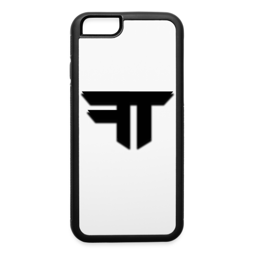 Team Flitz iPhone 6/6s Rubber Case - iPhone 6/6s Rubber Case