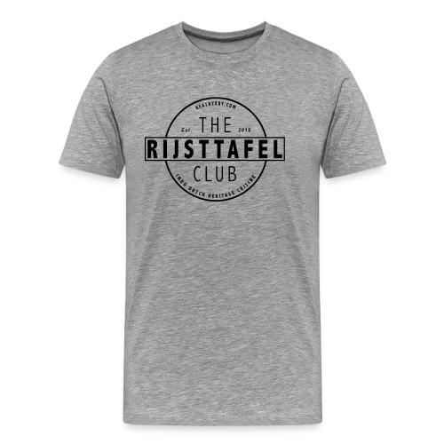 Be A Member of The Rijsttafel Club - Men's Premium T-Shirt