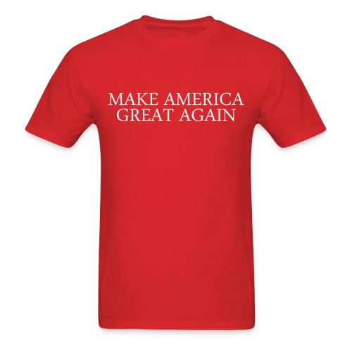 America Great Again - Men's T-Shirt