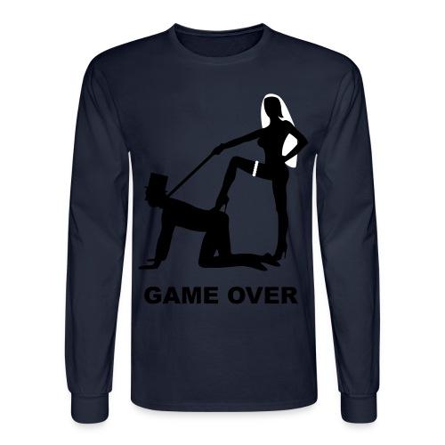 bridal takeover - Men's Long Sleeve T-Shirt