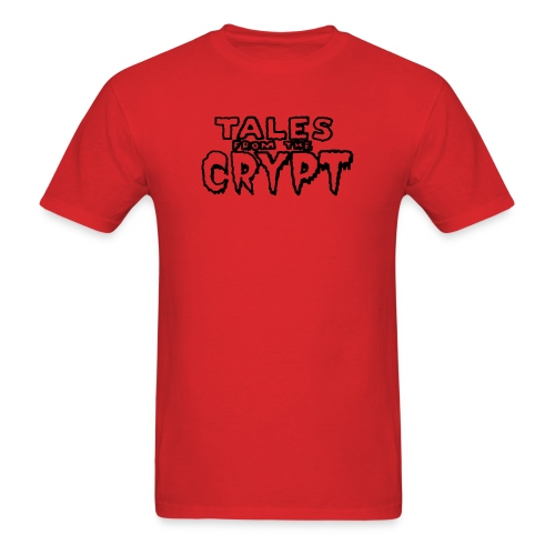 Tales from the crypt - Men's T-Shirt
