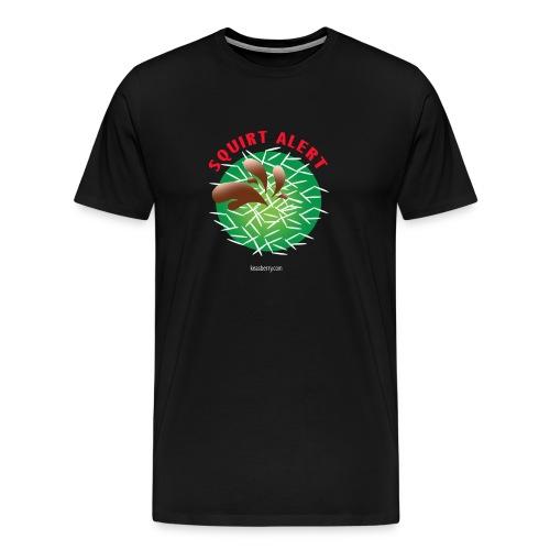 Kelepon Warning! - Men's Premium T-Shirt
