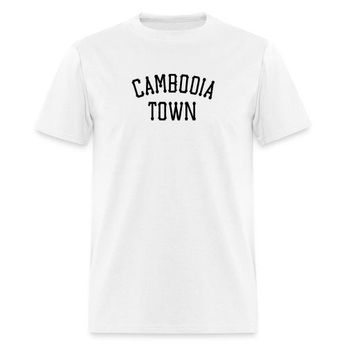Cambodian Town - Men's T-Shirt