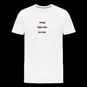 ... - Men's Premium T-Shirt