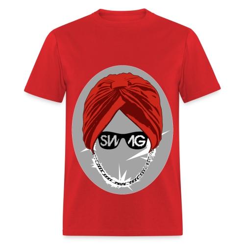 Urban Turban - Men's T-Shirt