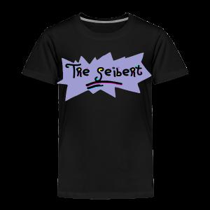 Toddler Tre Seibert T-Shirt - Toddler Premium T-Shirt