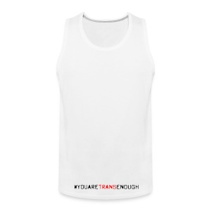 Don't Forget Trans Dads - Men's Premium Tank