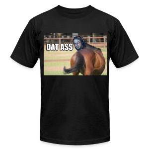 DatAss - Men's T-Shirt by American Apparel