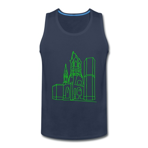 Memorial Church Berlin - Men's Premium Tank