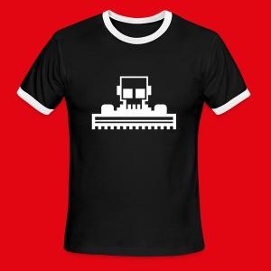 Schädelsport Weisskopp - Men's Ringer T-Shirt