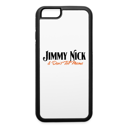 Jimmy Nick iPhone 6 / 6s Phone Case - iPhone 6/6s Rubber Case