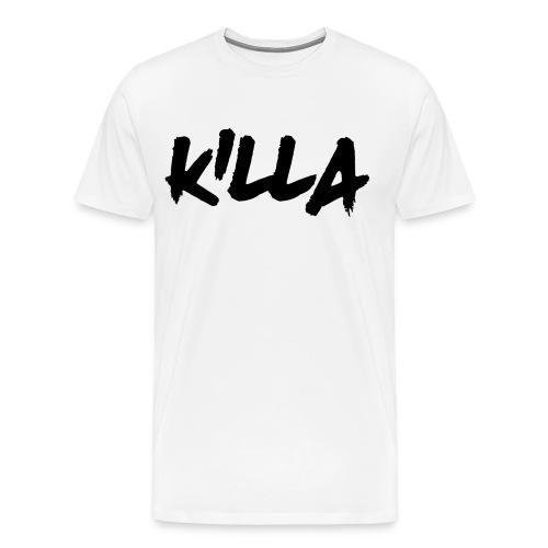 Killa T-Shirt - Men's Premium T-Shirt