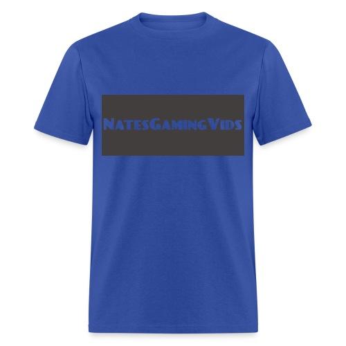 Mens NatesGamingVids T-Shirt - Men's T-Shirt