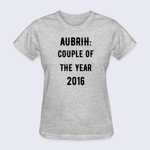 AUBRIH 2016 - Women's T-Shirt