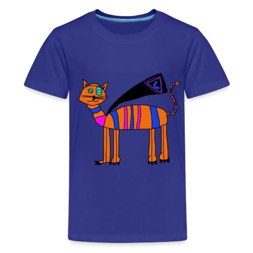 Super Cat - Kids' Premium T-Shirt