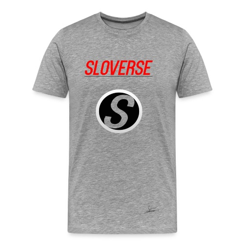 Sloverse T-Shirt Mens - Men's Premium T-Shirt
