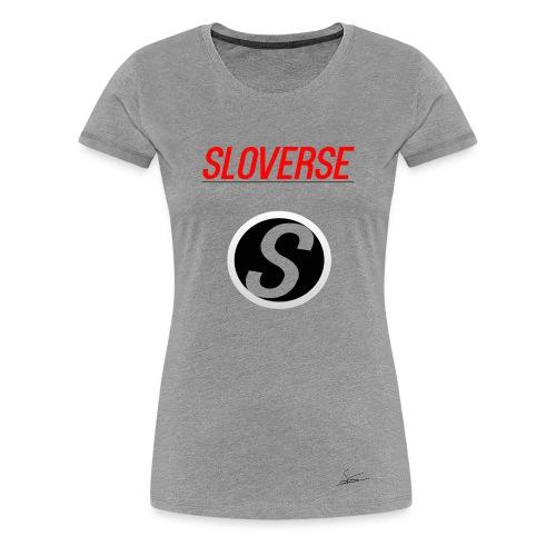 Sloverse T-Shirt Womens - Women's Premium T-Shirt