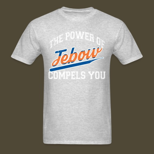 The Power Of  - Men's T-Shirt