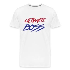 Ultimate Boss - Light - Men's Premium T-Shirt