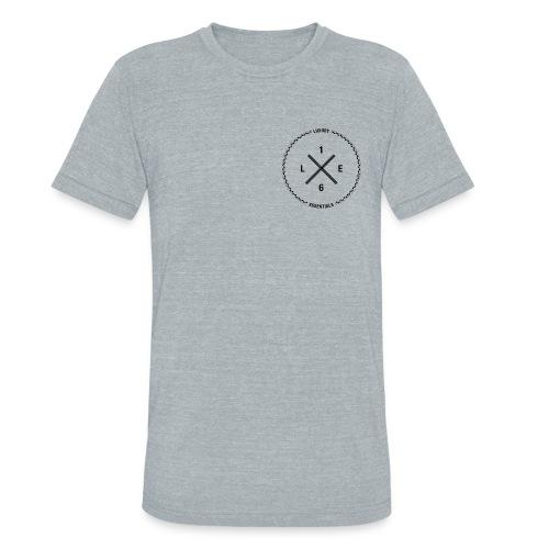 Classy Logo T Shirt - Unisex Tri-Blend T-Shirt