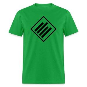 Diamond Logo (Men) - Men's T-Shirt