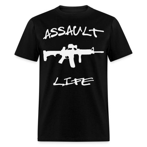 Men's Assault Life T-Shirt - Men's T-Shirt