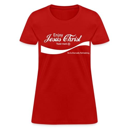 Know Jesus Christ Women's T-Shirt - Women's T-Shirt