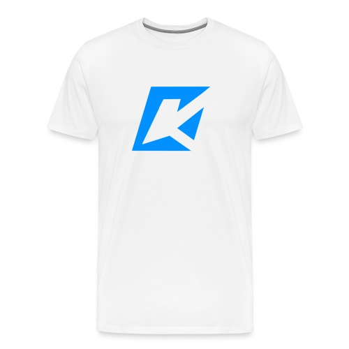 ComboKnight White Tee - Men's Premium T-Shirt