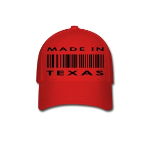 Make in Texas Baseball Cap  - Baseball Cap