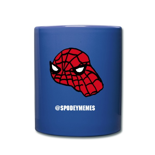 Spoderman Mug - Full Color Mug