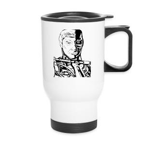 The Trumpinator Thermal Travel Mug - Travel Mug