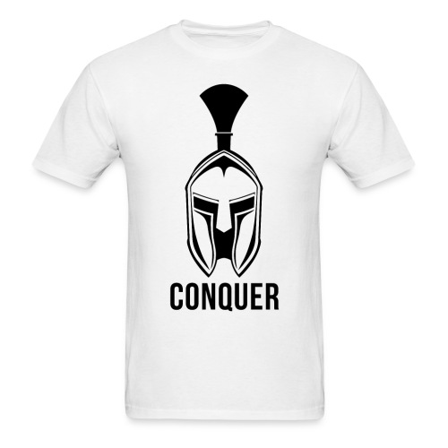Spartan - Conquer T-Shirt - Men's T-Shirt