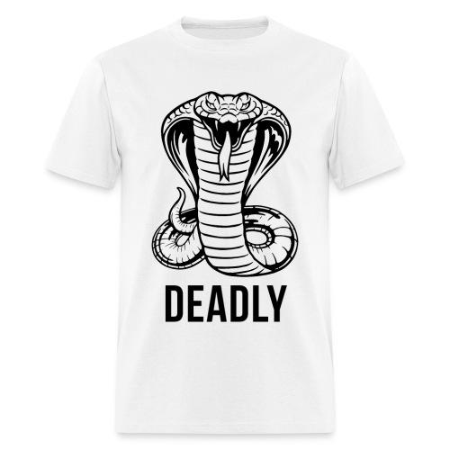 Cobra Snake - Deadly - T-Shirt - Men's T-Shirt