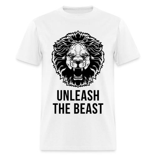 Lion - Unleash The Beast T-Shirt - Men's T-Shirt