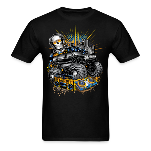 Monster Cadillac Escalade - Men's T-Shirt