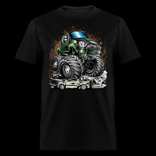 Tacoma Monster Truck Green - Men's T-Shirt