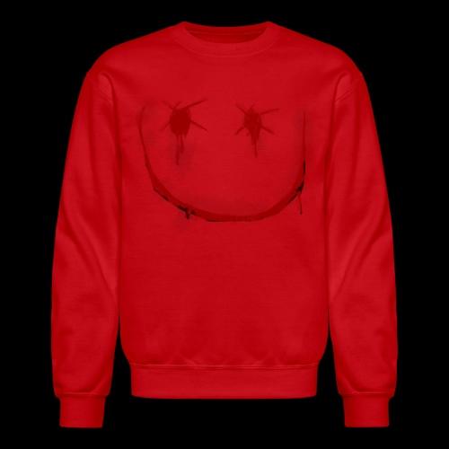 -UNISEX- Permanent Smile - Crewneck Sweatshirt