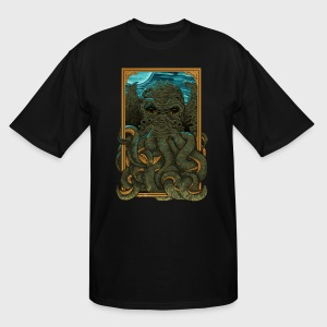 Answer the Call of Cthulhu - Men's Tall T-Shirt